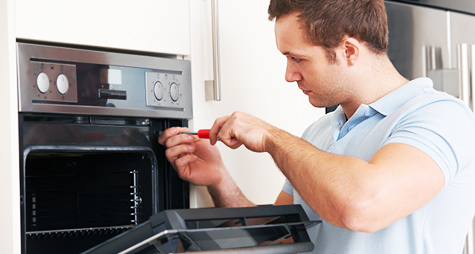 Frigidaire and Whirlpool Range Repair in Dallas